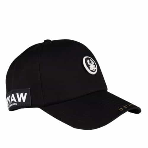 O CAP MASK SMALL BLACK ONCE WE WERE WARRIORS O3W
