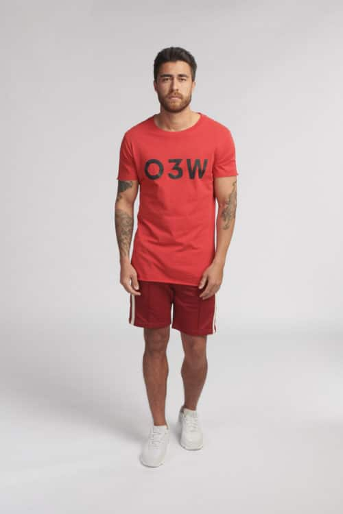 DOK SS TEE RED O3W ONCE WE WERE WARRIORS