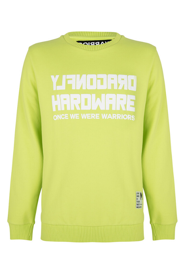 AYAKO_SWEAT_CREWNECK_ONCEWEWEREWARRIORS_ACID_LIME