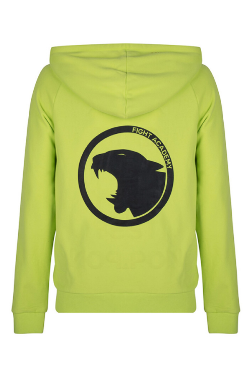 CHIRO_ZIP_SWEAT_HOODIE_ONCEWEWEREWARRIORS_ACID_LIME