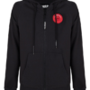 CHIRO_ZIP_SWEAT_HOODIE_ONCEWEWEREWARRIORS_BLACK
