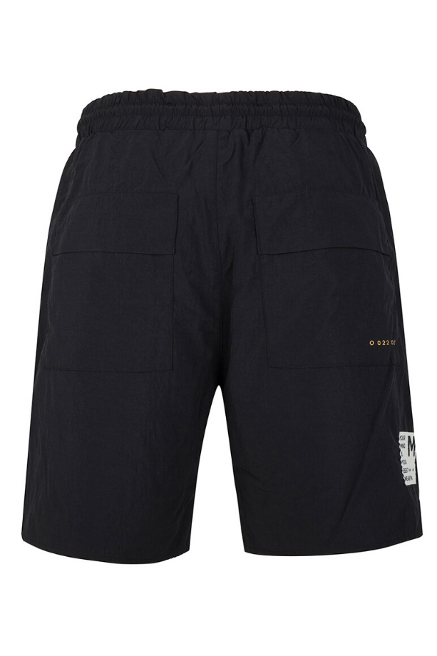 DAWE_WOVEN_SHORTS_ONCEWEWEREWARRIORS_BLACK