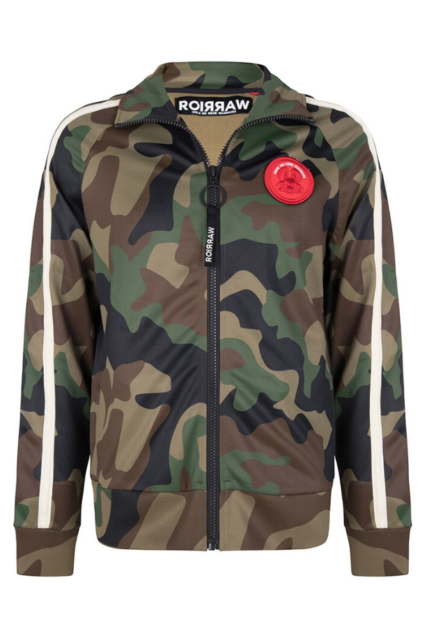 HAKU3_TRACK_JACKET_ONCEWEWEREWARRIORS_CAMO_ARMY