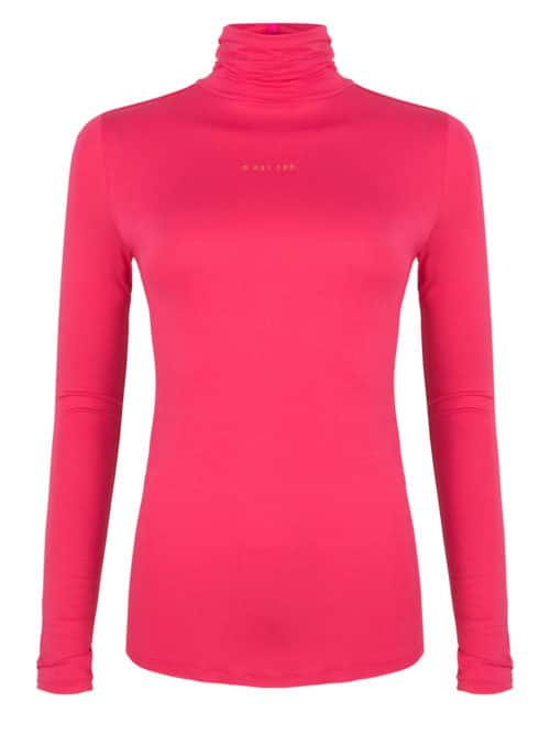 SOHIO LONG SLEEVE PINK COL COLLETJE ONCE WE WERE WARRIORS