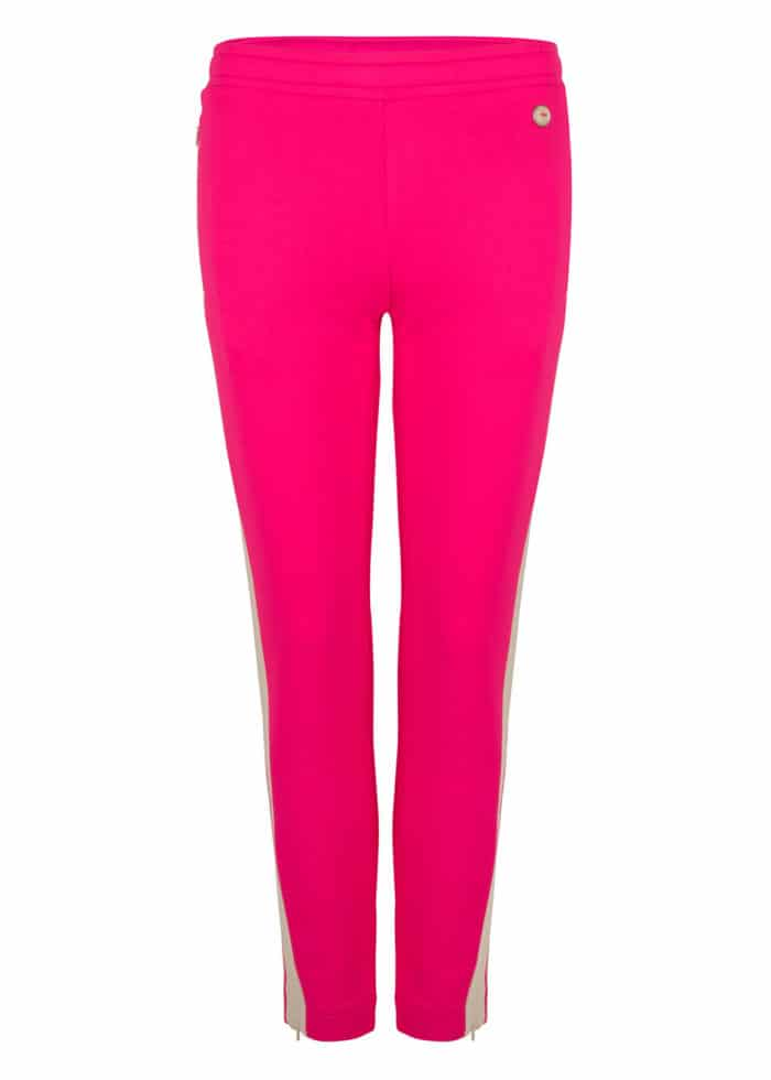 POBE TRACK PANTS JOGGINGSBROEK HOT PINK