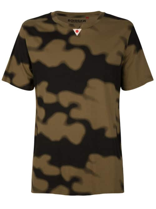 DACHI TEE T-SHIRT OLIVE GREEN ONCE WE WERE WARRIORS