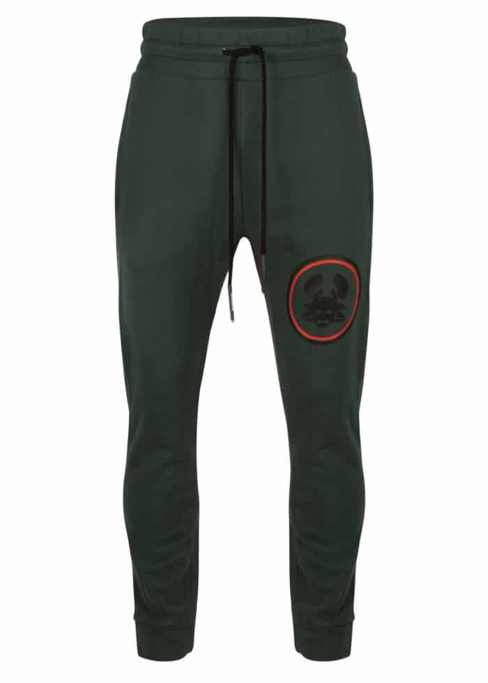 YAYA 2 JOGGER DARK GREEN ONCE WE WERE WARRIORS