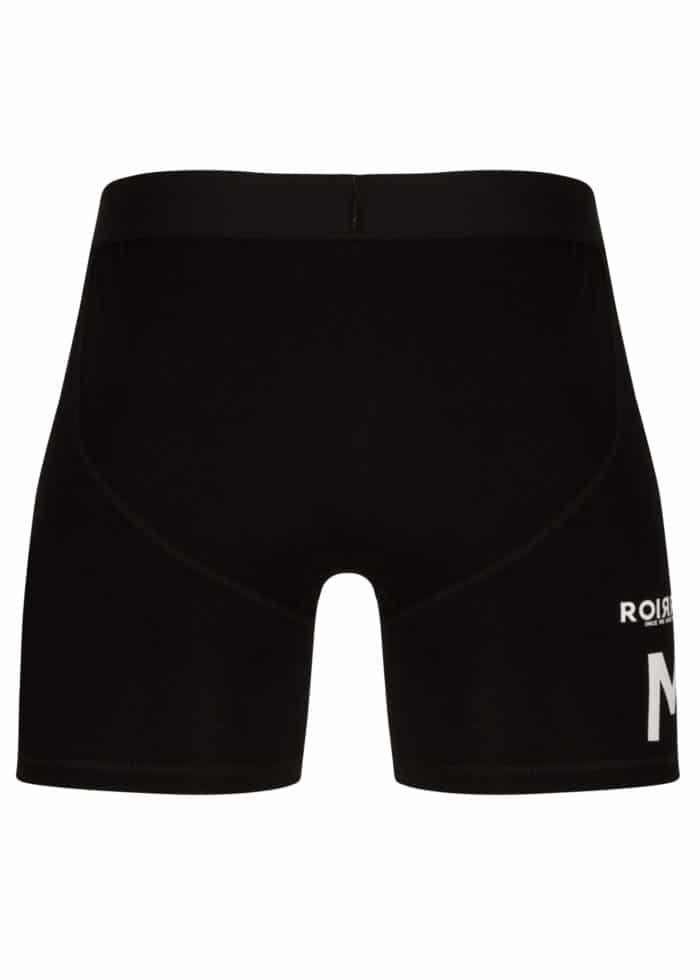 SHINO SHORTS BLACK ONCE WE WERE WARRIORS