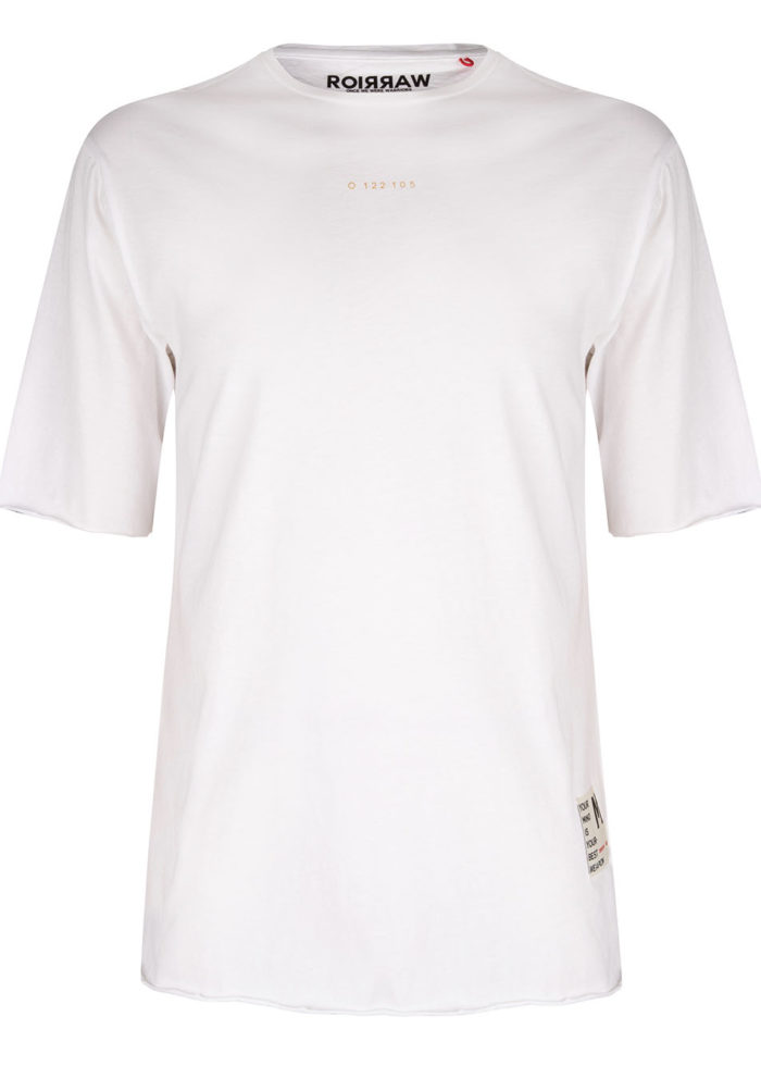 SODE TEE WHITE O3W ONCE WE WERE WARRIORS